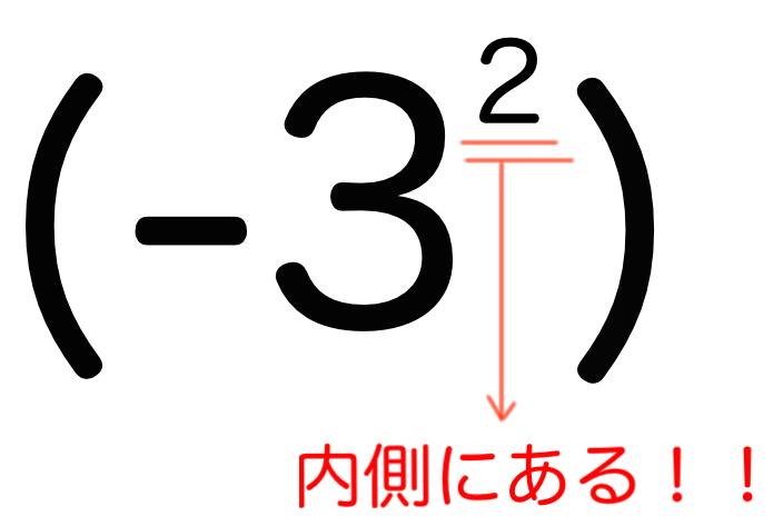 中学数学 指数計算