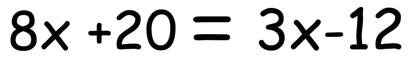 分数 方程式