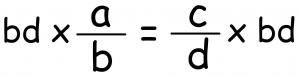比例式の性質