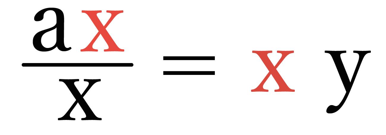 反比例 比例定数