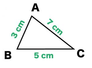 三角柱 展開図 書き方