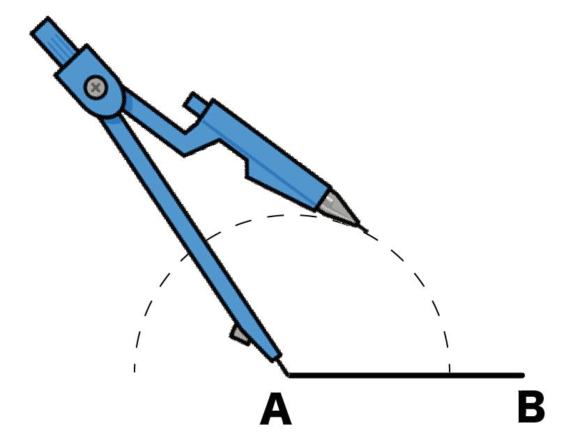 三角形の書き方 作図