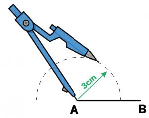 三角形の書き方