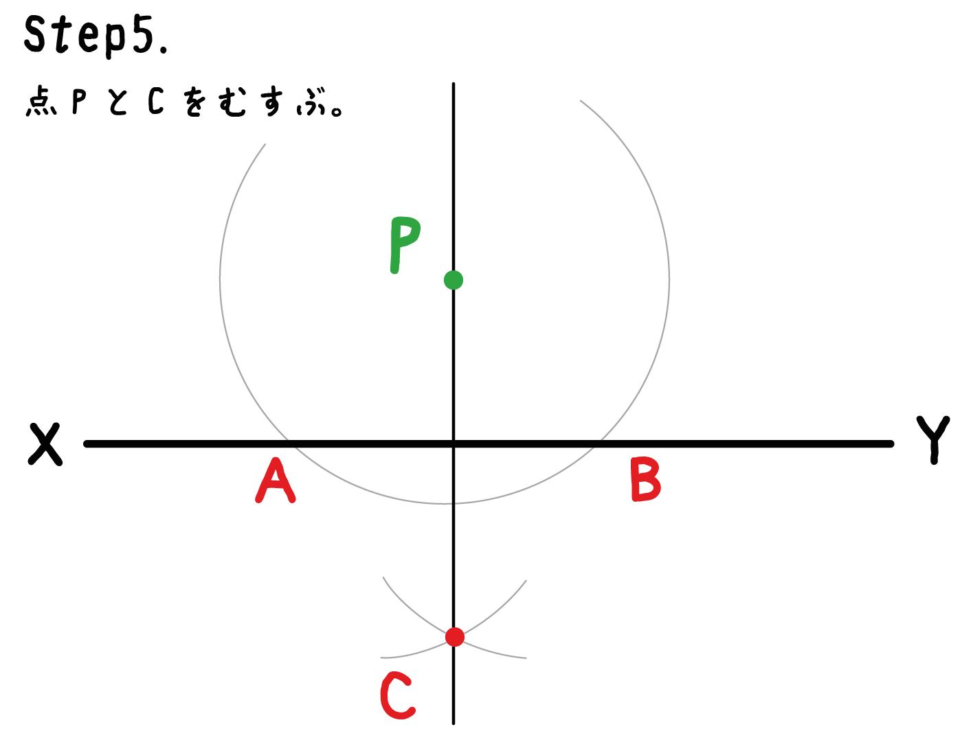 垂線 書き方 作図