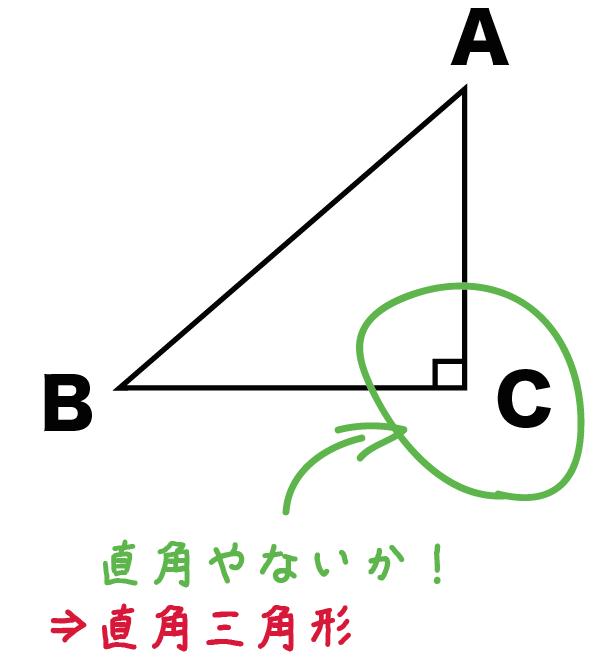 鋭角三角形 鈍角三角形