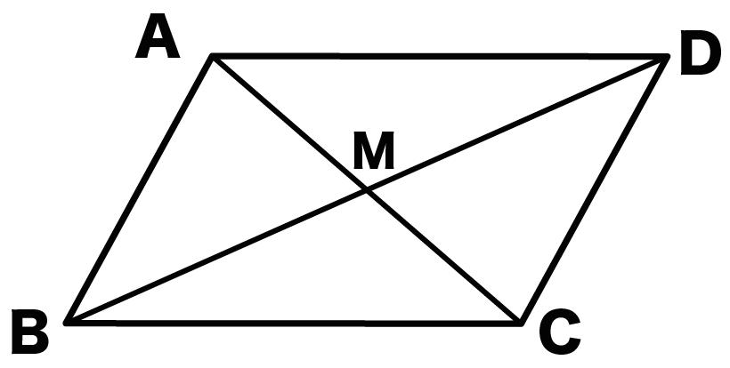 平行四辺形の証明 性質