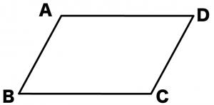平行四辺形 面積 求め方 公式