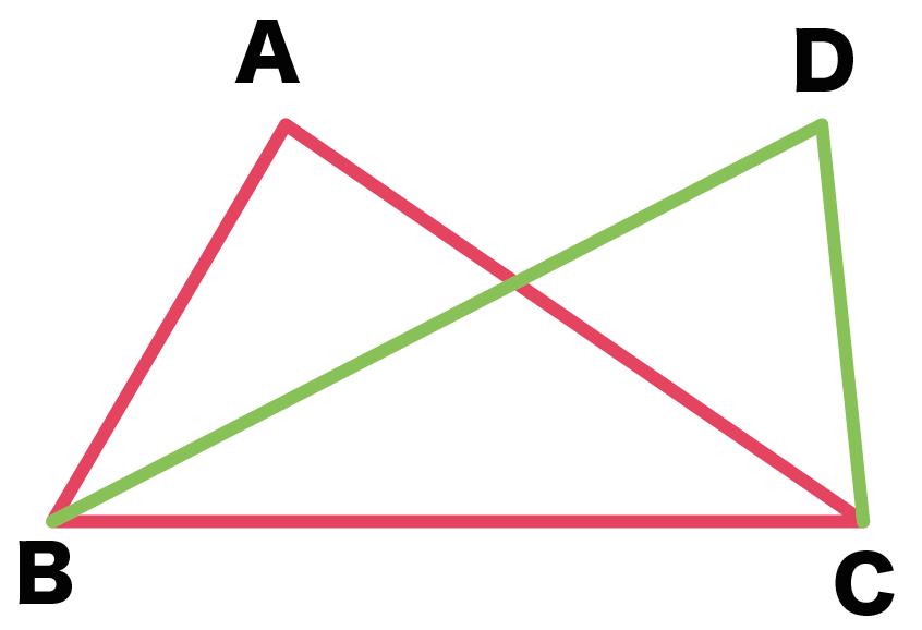 平行線と面積