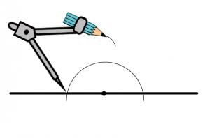 正八角形 作図 書き方