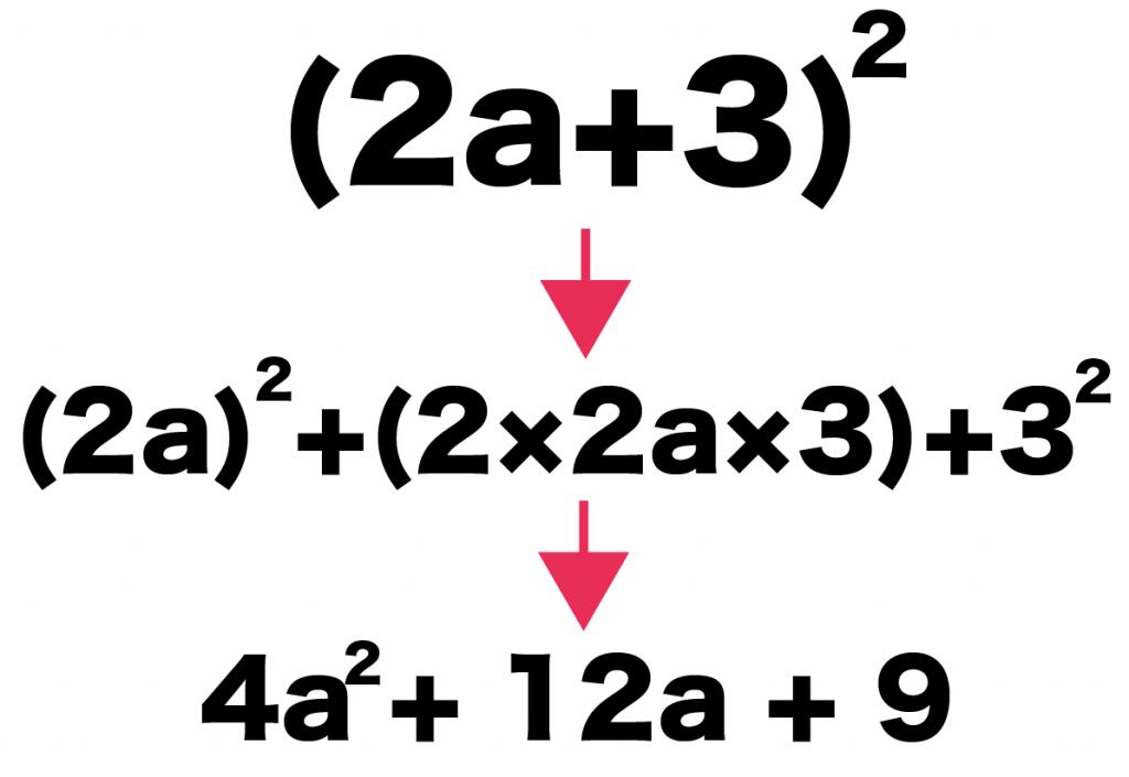 乗法の公式 覚え方 中学数学