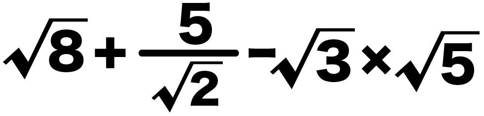ルートの計算方法 仕方