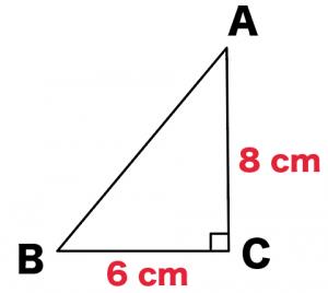直角三角形 比