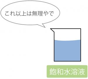 飽和水溶液 溶解度 溶解度曲線