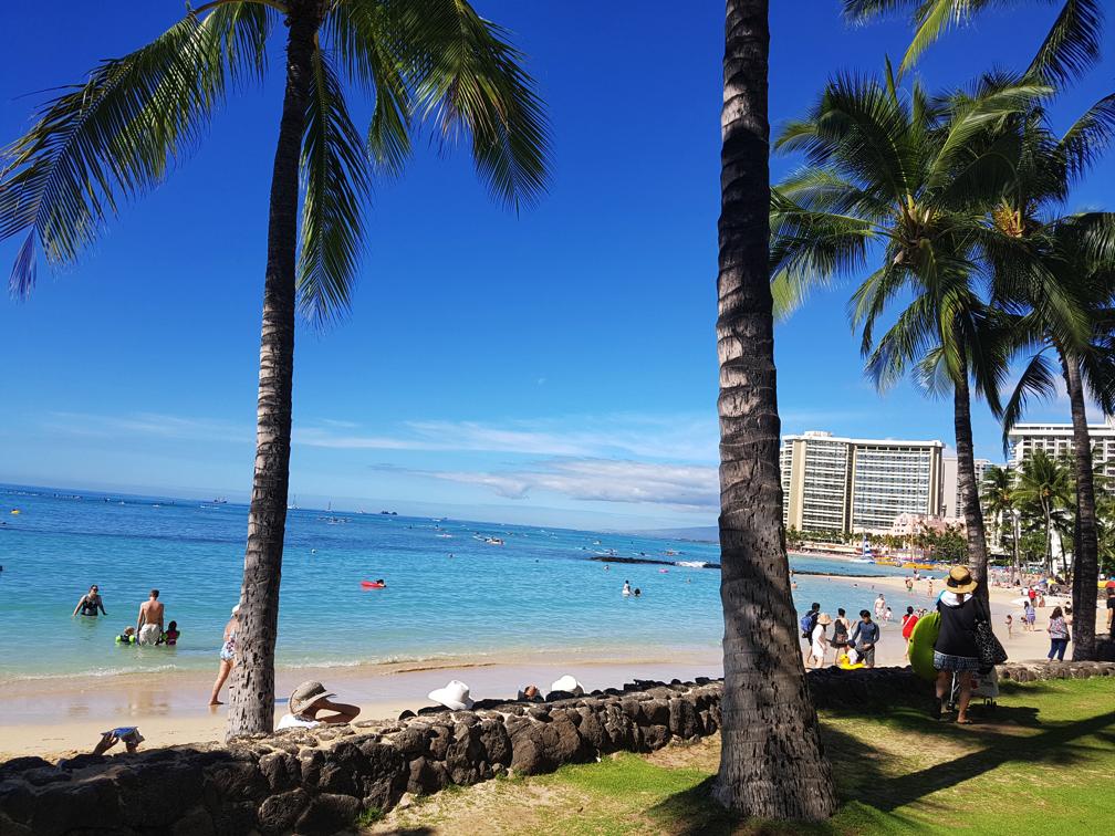 ハワイ ホノルル 時差