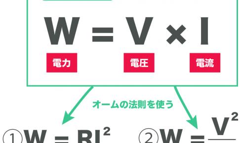 電力 計算 公式